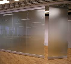 Media Room Designs - glass partition wall for home theater pictures living room ideas