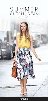 pictures ideas summer outfit ideas for the office popsugar fashion