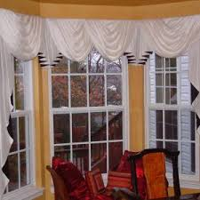 Dining Room Bay Window Treatments - bay window decor living room birmingham retro dining set bow