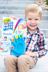 do it yourself divas crayola mess free review plus giveaway