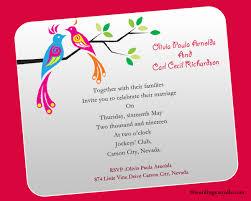 exles of wedding invitations new informal wedding invitation wording to friends wedding