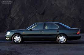 lexus sedan weight lexus ls specs 1997 1998 1999 2000 autoevolution