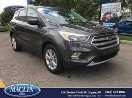 ford escape grey 262 new cars trucks suvs in stock airdrie maclin ford