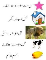 9 best urdu worksheet urdu alfaz jor tor images on pinterest