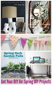 spring diys get your diy on spring diys house by hoff