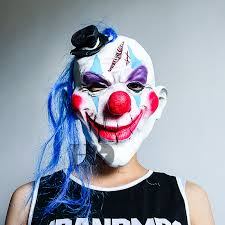 collection of killer clown halloween costumes best fashion
