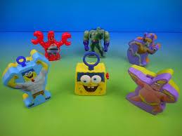 2015 the spongebob movie sponge out of water set of 6 mcdonald u0027s