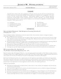 Resume Sample Vice President by Internal Resume Template Berathen Com