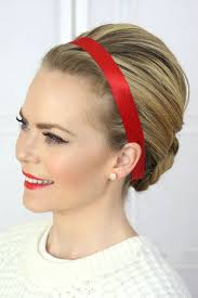 cool headbands cool knot hairstyle with headband chic ideas womenitems