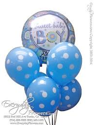 singing balloons delivery baby boy singing balloons for delivery by everyday flowers