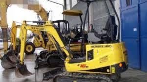 new holland e16b mini crawler excavator service parts catalogue