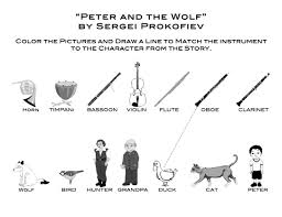 peter and the wolf coloring pages coloring pages peter wolf best