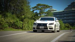first lexus lexus to roll out level 4 autonomous tech in first half of 2020s