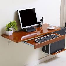 montage pc bureau simple home desktop computer desk simple small apartment space