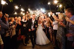 Wedding Sparklers Vip Sparklers Launches Brand New Website For Wedding Sparklers And