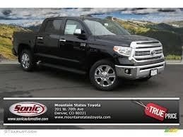 toyota tundra colors 2014 2014 attitude black metallic toyota tundra 1794 edition crewmax