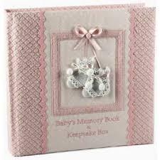 baby girl memory book baby s girl memory book and keepsake box marianne mckinley
