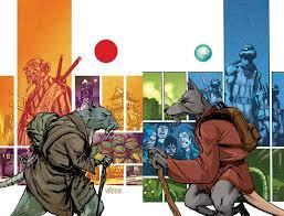teenage mutant ninja turtles enemies enemies vol 2