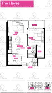 1 Bedroom Condo Floor Plans by X2 Condo Floor Plans Steven Da Silva Real Estate Royal Lepage