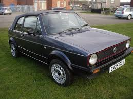 mk1 golf gti 1987 cabriolet helios blue hpi clear 81k miles