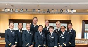 Front Desk Officer Cruise Romania Front Desk Guest Service Guest Service