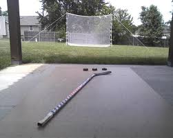 poor man u0027s backyard shooting target general hockey discussions