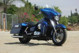 honda shadow aero finished that honda shadow aero street glide clone cruisers