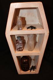 halloween casket 21 best coffin shelves images on pinterest shelf halloween