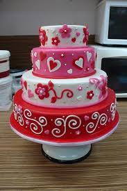 73 best valentine u0027s day cakes images on pinterest awesome cakes