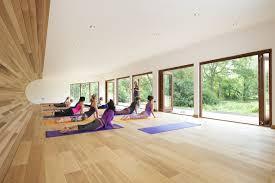 imagenes estudios yoga sublime yoga studio by blue forest treehouse design yoga sala de