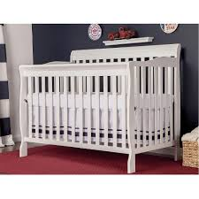 Hton Convertible Crib On Me Ashton 4 In 1 Convertible Crib White On Me