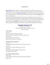 resume formats and exles physician resume exles templates for doctors 15 cv format