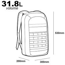 How To Read Dimensions Spare Camel Backpack