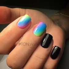 black gel polish for nails the best images bestartnails com