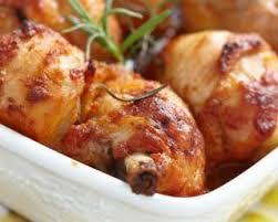 cuisiner des pilons de poulet recette de pilons de poulet au four au miel et à la moutarde pour