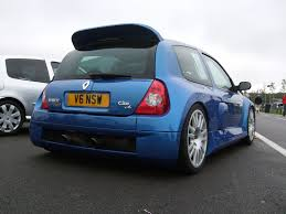 renault clio v6 modified renault clio v6 sport 3 litre mark edwards flickr