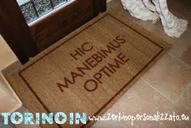 zerbini personalizzati on line prezzi zerbini personalizzati tappeti personalizzati zerbini su misura