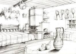 202 best croquis intérieur b u0026w images on pinterest sketch