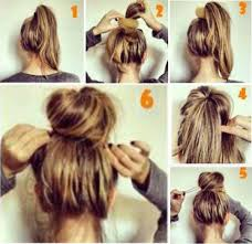 easy waitress hairstyles how to add hair volume for thin hair making ideal messy