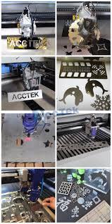 akj1530h cnc laser metal cutting machine price from jinan acctek