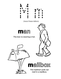 mailman coloring pages nonna and me 2016