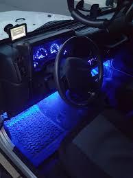 fry s led light strips axial wrangler flexible blue led light strips j102453 87 14