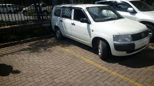 toyota probox white colour automatic transmission 2011 u2013 nuuman