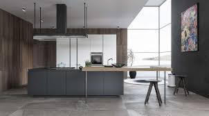black and wood kitchen design easy brockhurststud com
