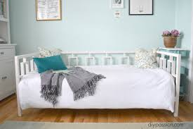 how to build a daybed images on astonishing twin frame plans diy