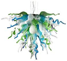 Chihuly Glass Chandelier Chihuly Chandeliers Houzz
