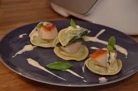 cuisine epinard ravioles épinards ricotta maëvab recette cuisine companion