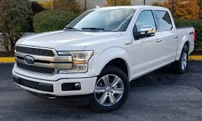 test drive 2018 ford f 150 supercrew platinum the daily drive