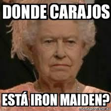 Iron Maiden Memes - iron maiden memes