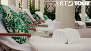 palazzo versace dubai spa and leisure youtube